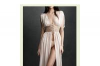 BHLDN bridal lingerie