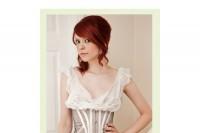 boudoir 1900 era lingerie